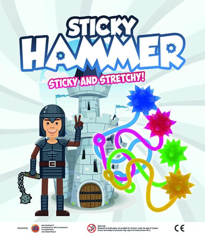 Sticky Mix